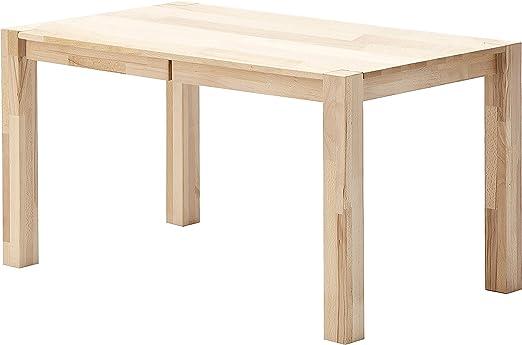 Robas Lund Esszimmertisch Tisch Massivholz Ausziehbar Buche Franz