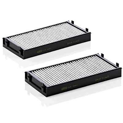 Mann Filter CUK 2941-2 Cabin Air Filter: Automotive