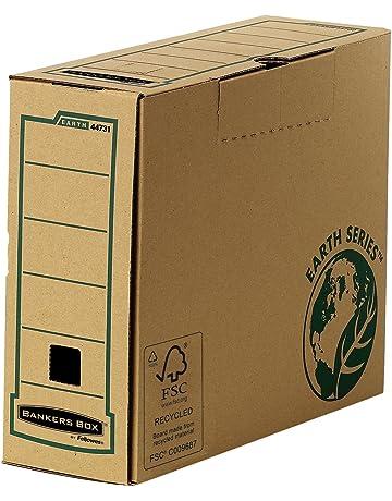 Scatola archivio Classic Rexel 1 pezzo formato A4 colore nero//verde
