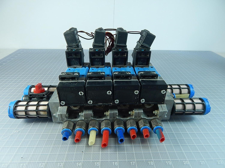 Festo 151016 Model MFH-5/2-D-1-FR-C Solenoid Valve