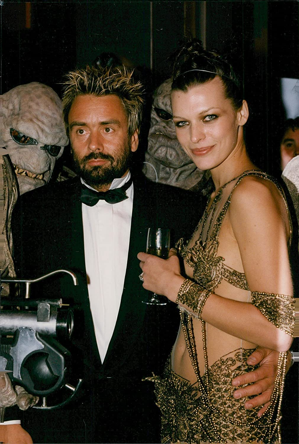 luc besson films