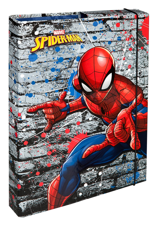 Under cover splo0940cartella portadocumenti A4, Marvel Spider-Man Undercover