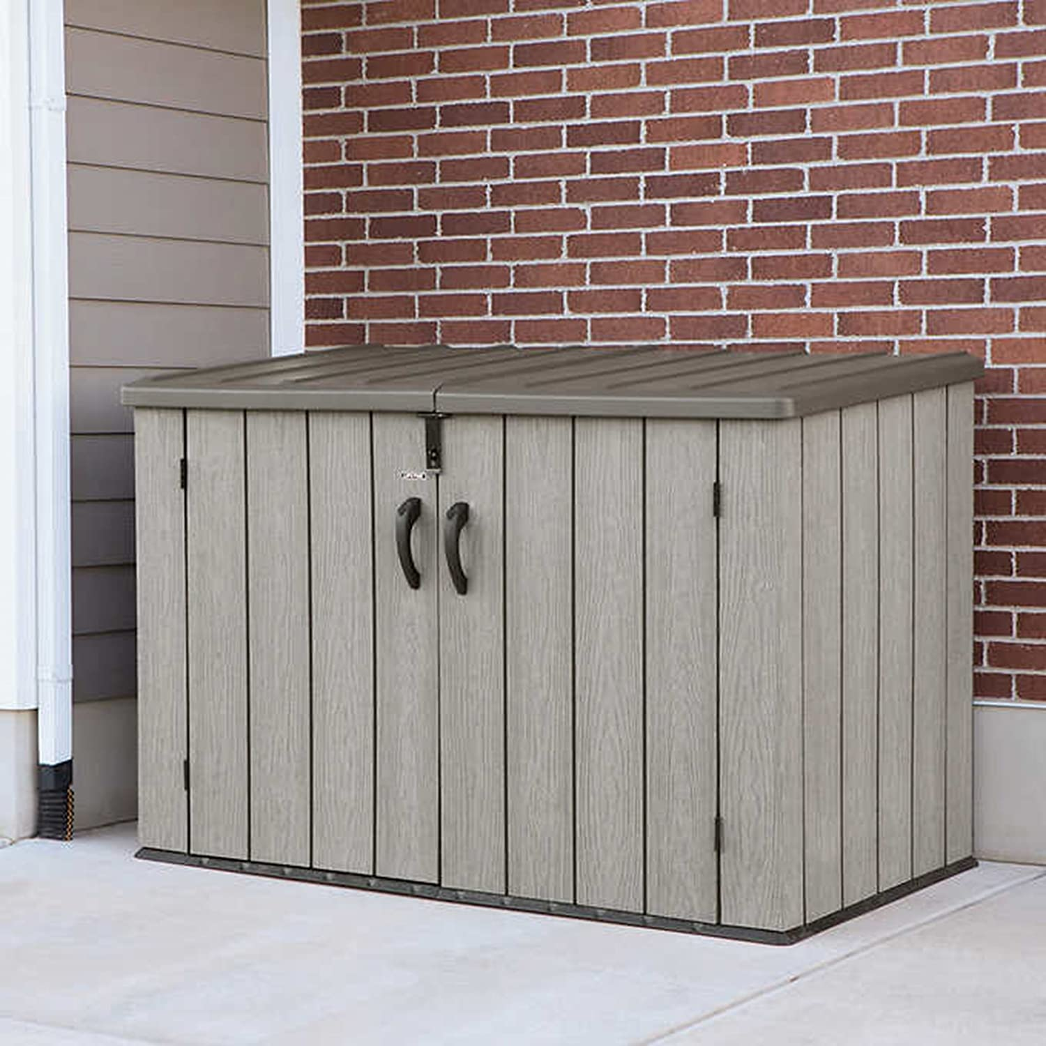 shed outdoor x storage spacemaker product today living sheds
