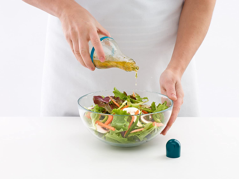 Lekue Salad Dressing Shaker, Green 0205700V10U150
