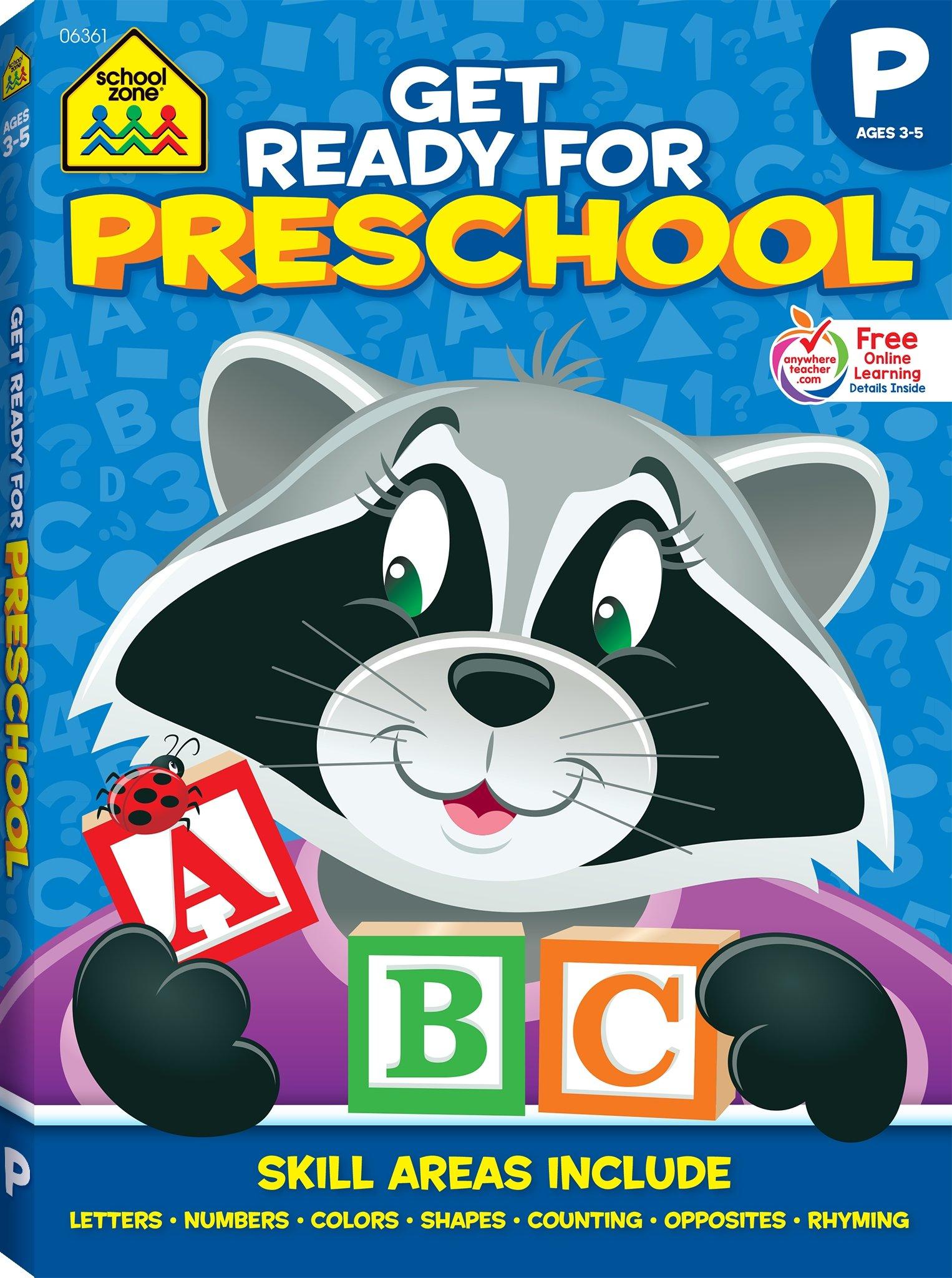 Ready Preschool School Zone Staff product image