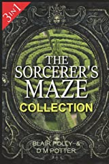 The Sorcerer's Maze Collection: Three Books in One (You Say Which Way) Paperback