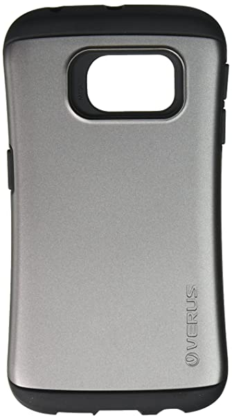 low priced aff82 f3208 Galaxy S6 Edge Case, Verus [Thor][Dark Silver] - [Military Grade Drop  Protection][Natural Grip] For Samsung Galaxy S6 Edge