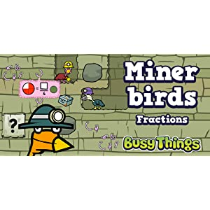Miner Birds - Fractions: Amazon.es: Appstore para Android