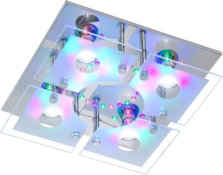 Action Deckenleuchte - Deckenleuchte Glas