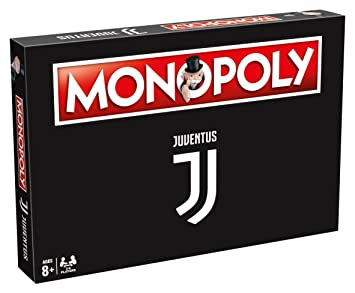 7ff7558dd04 Winning Moves 31486 – Juventus Board Game – Monopoly Football Teams  Collectors Edition