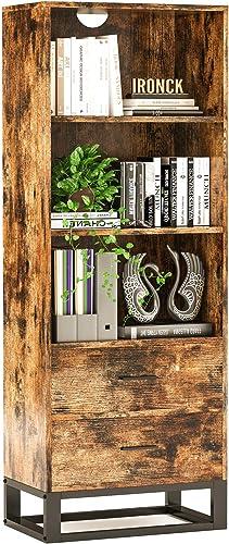 IRONCK Industrial Bookcase