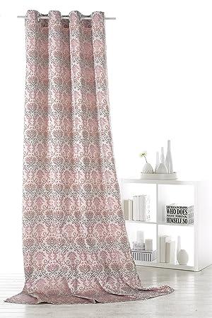 Rideau occultant en couleurs wohn tendance 245 x 140 cm Rideau ...