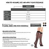 Truform Compression Stockings, 8-15