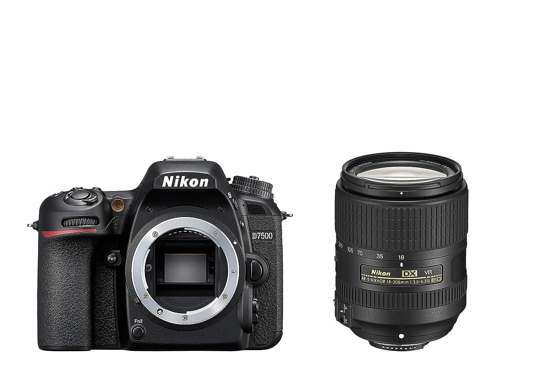 Nikon D7500 + AF-S DX NIKKOR 18-300 VR Juego de cámara SLR 20,9 MP ...
