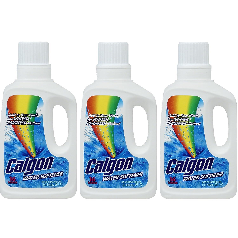 Calgon - Suavizante líquido para agua (29 ml): Amazon.es: Hogar