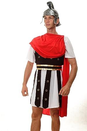 dressmeup Dress ME UP - Disfraz para Hombre Romano César ...