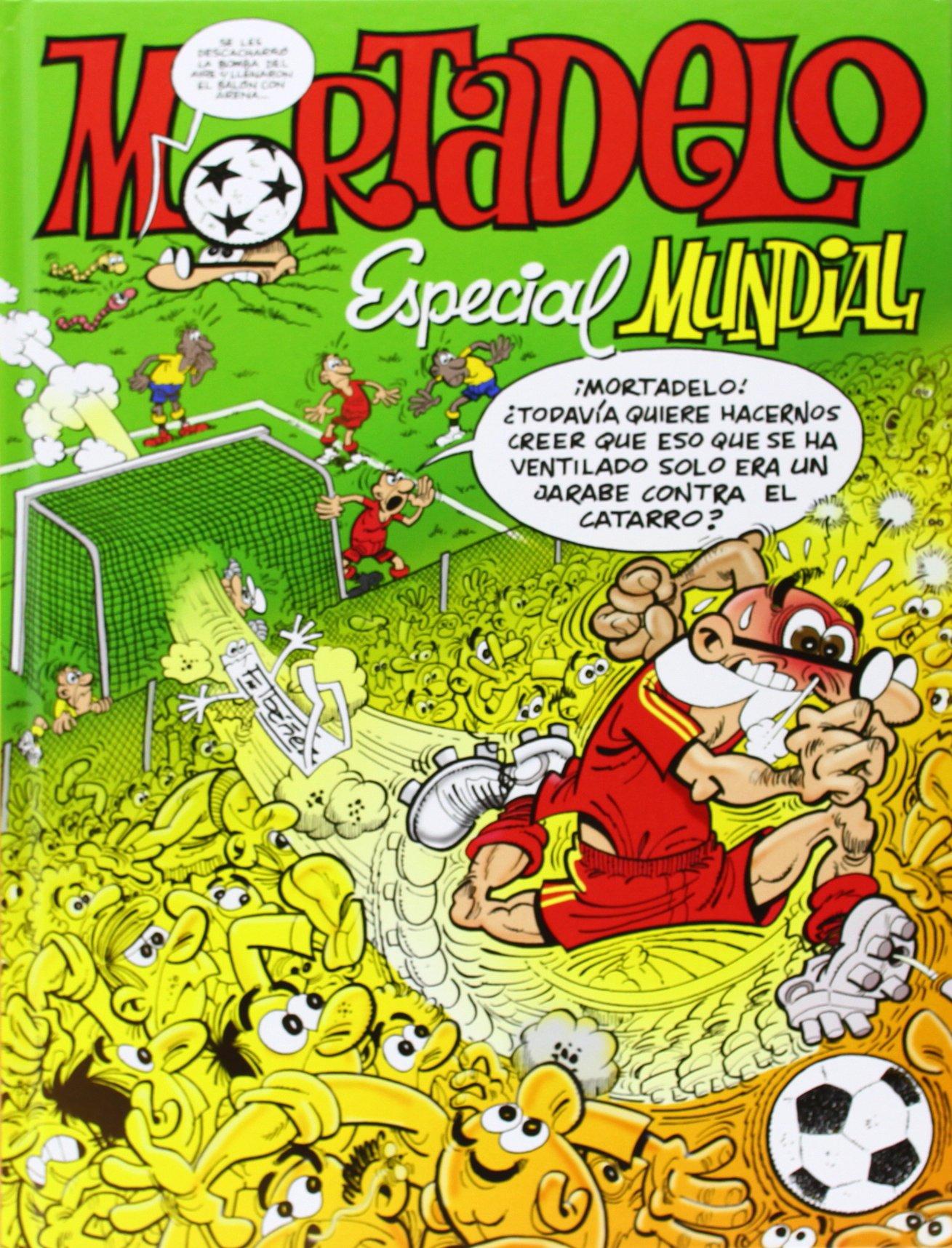 Especial Mundial 2014 Números especiales Mortadelo y Filemón: Amazon.es: Ibáñez, Francisco: Libros