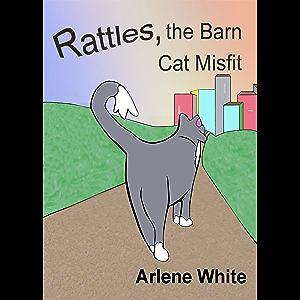 Rattles, the Barn Cat Misfit