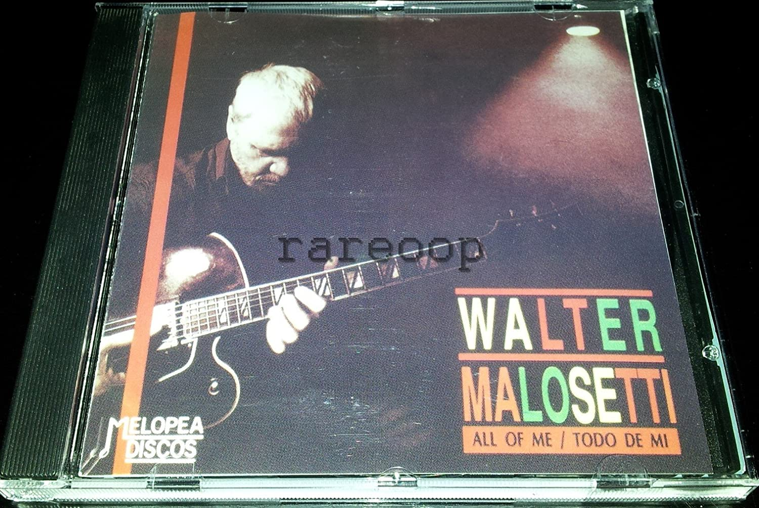 All of Me: Walter Malosetti: Amazon.es: Música