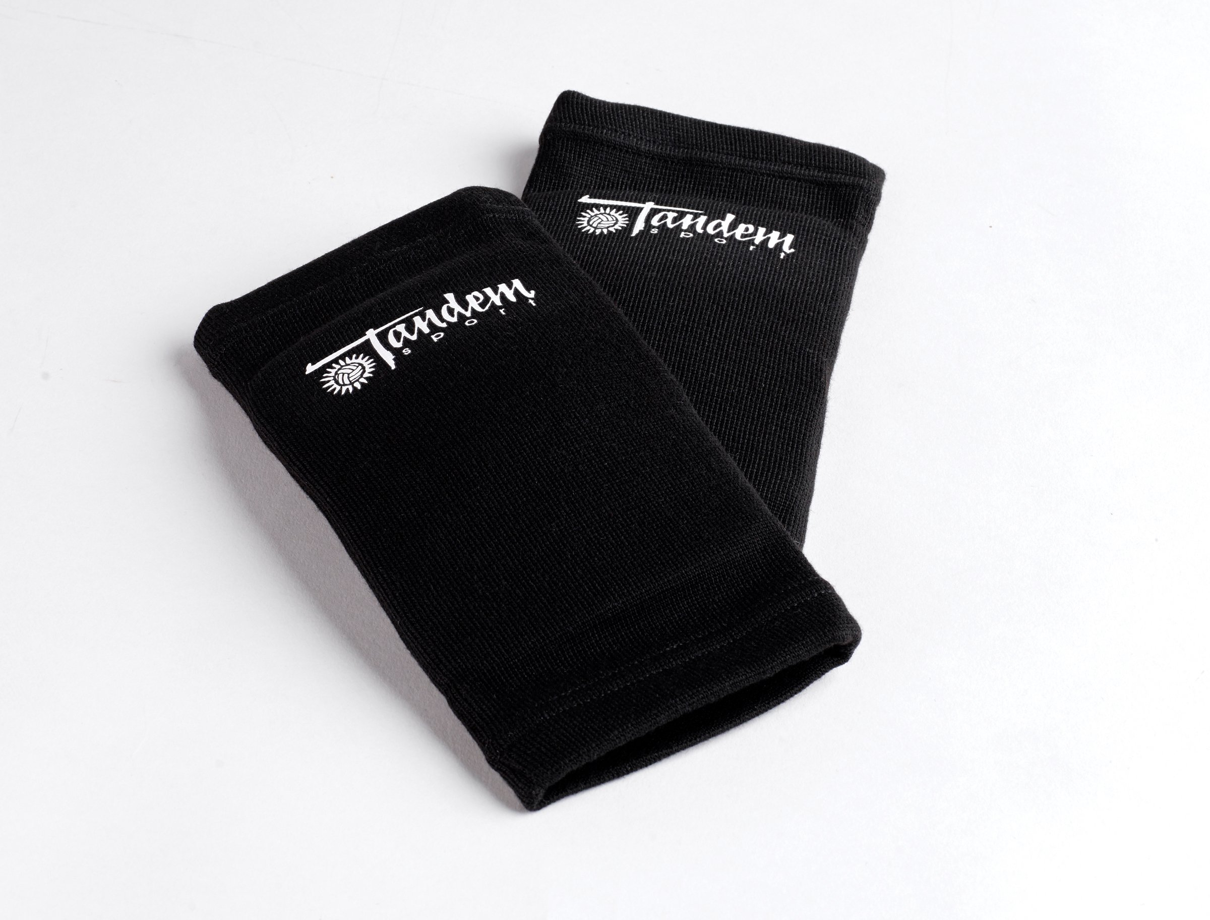 Tandem Sport Volleyball Elbow Pads - Avoid Floor Burns & Bruising - One Size - 2 Pads