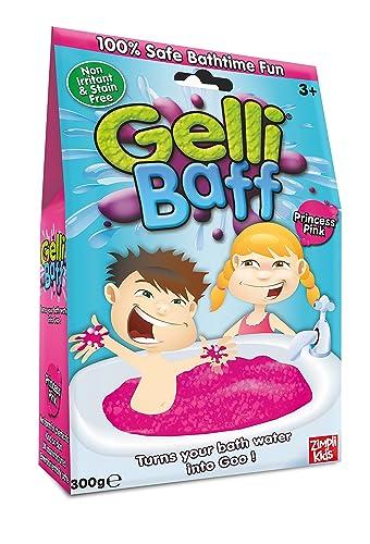 ZIMPLI KIDS LIMITED Gelli Baff with Dissolver-Pink-300g