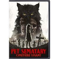 Pet Sematary 2019 [DVD]