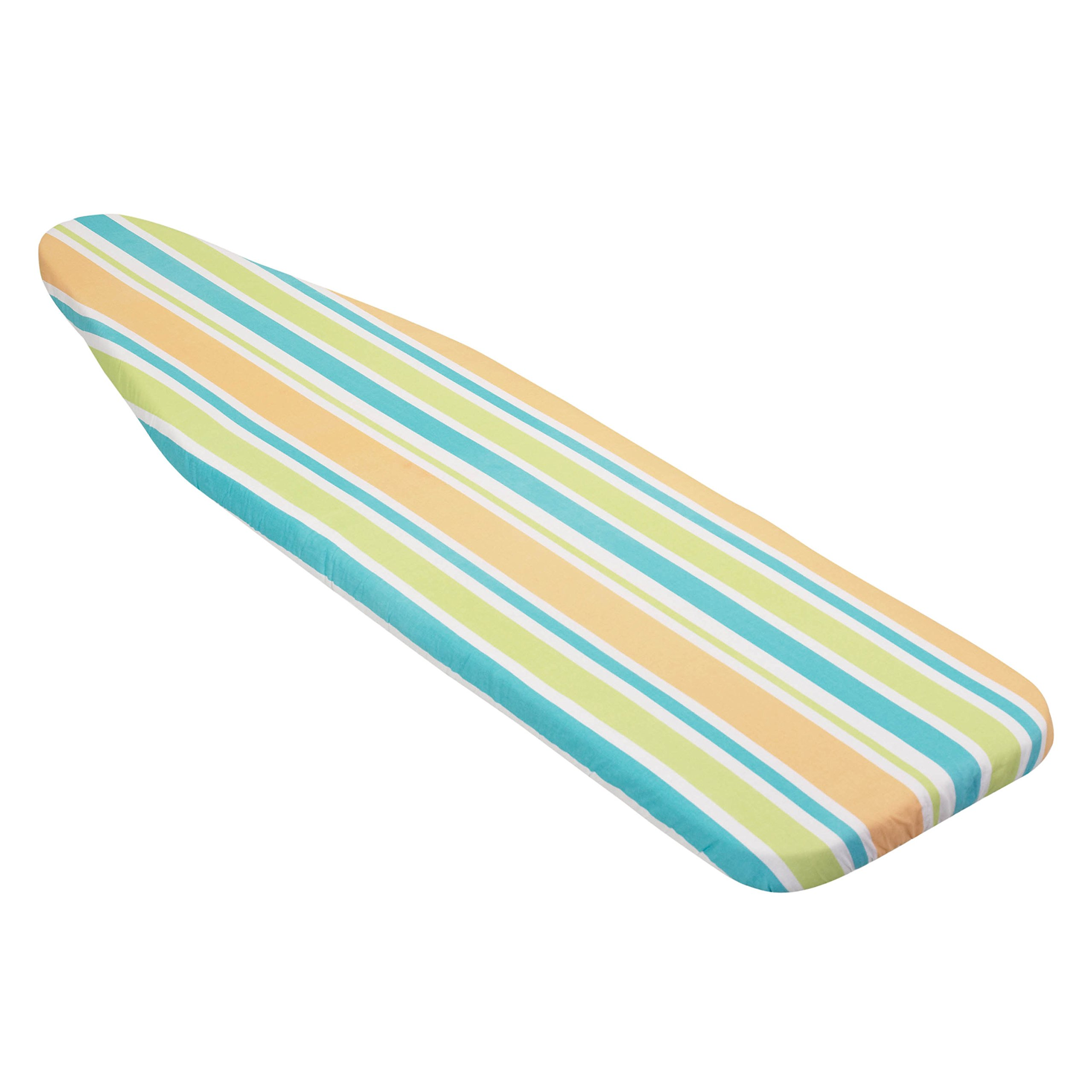 Honey-Can-Do IBC-01895 Standard Ironing Board Cover, Stripes