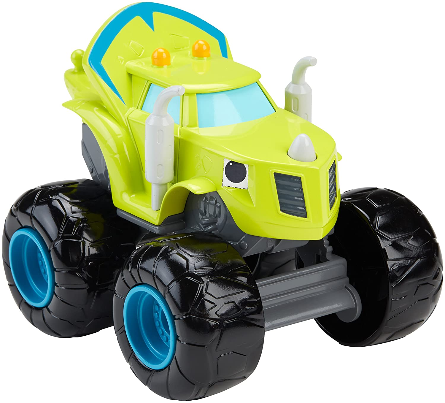 Blaze Monster Machines Talking Zeg