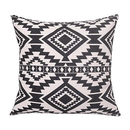 Amazon BreezyLife Aztec Throw Pillow Cover Ethnic Decorative Delectable Aztec Decorative Pillows