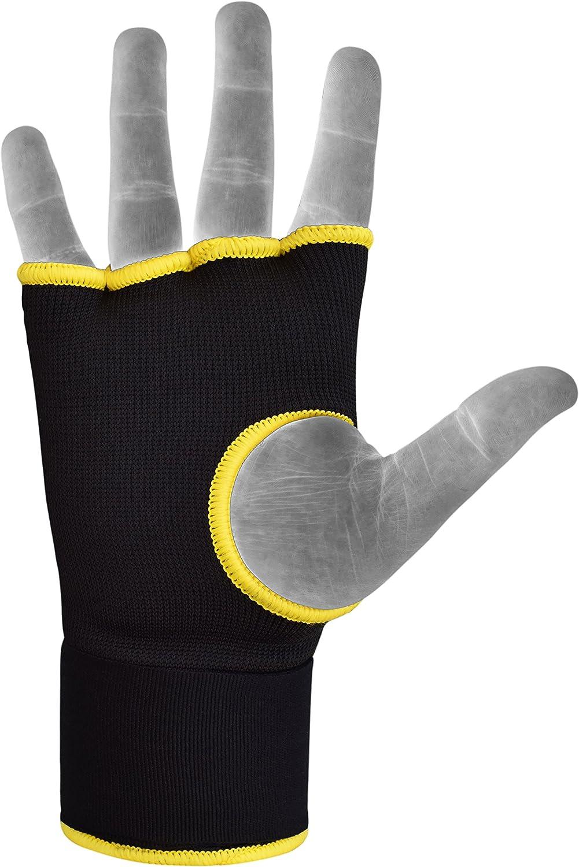 Hand Wrap Gloves Amazoncom Rdx Training Boxing Inner Gloves Hand Wraps Mma Fist