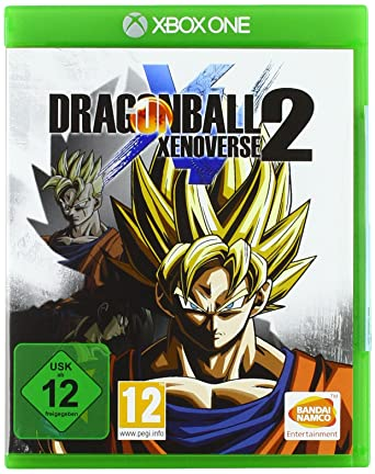 Dragon Ball Xenoverse 2 Xbox One Amazon De Games