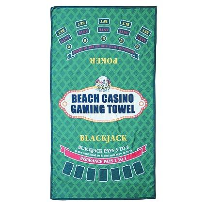 Oliphant Vegas - Toalla de Playa para Juegos