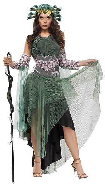 Medusa Adult Costume - Greek Mythology (Sm/Md)