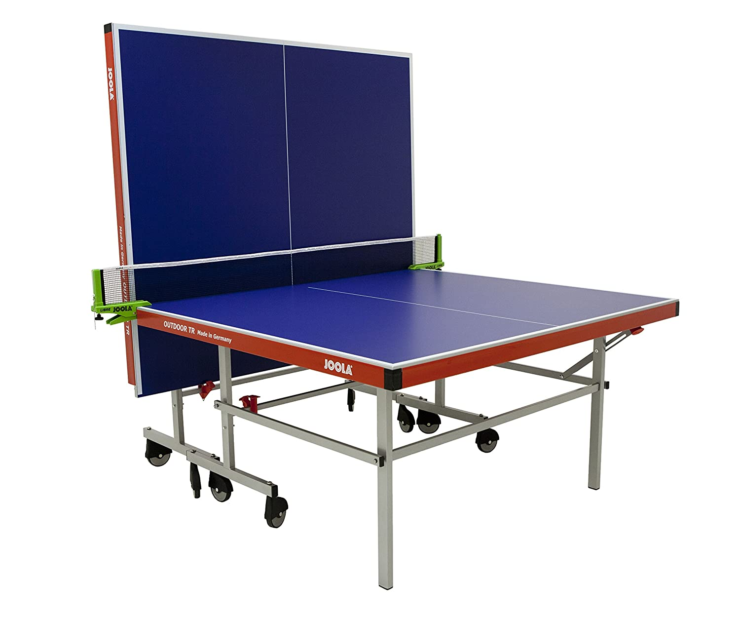 Extreme Ping Pong Amazoncom Joola Outdoor Tr Table Tennis Table With Net Set