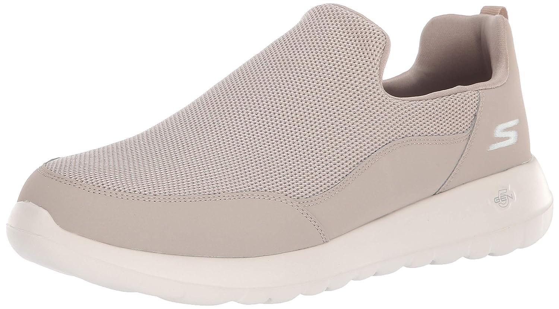 Skechers Herren Go Walk Max Privy Slip On Sneaker, Schwarz