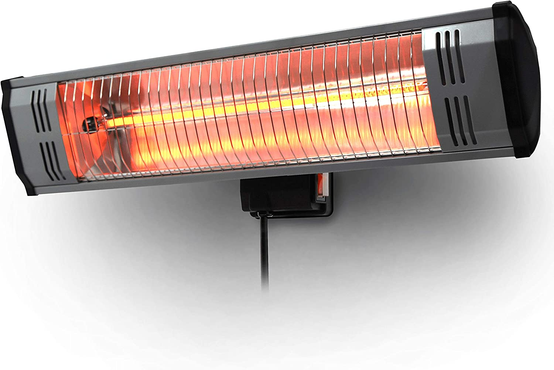 Amazon Com Heat Storm Hs 1500 Otr Infrared Heater 1500 Watt Portable Outdoor Heating Garden Outdoor