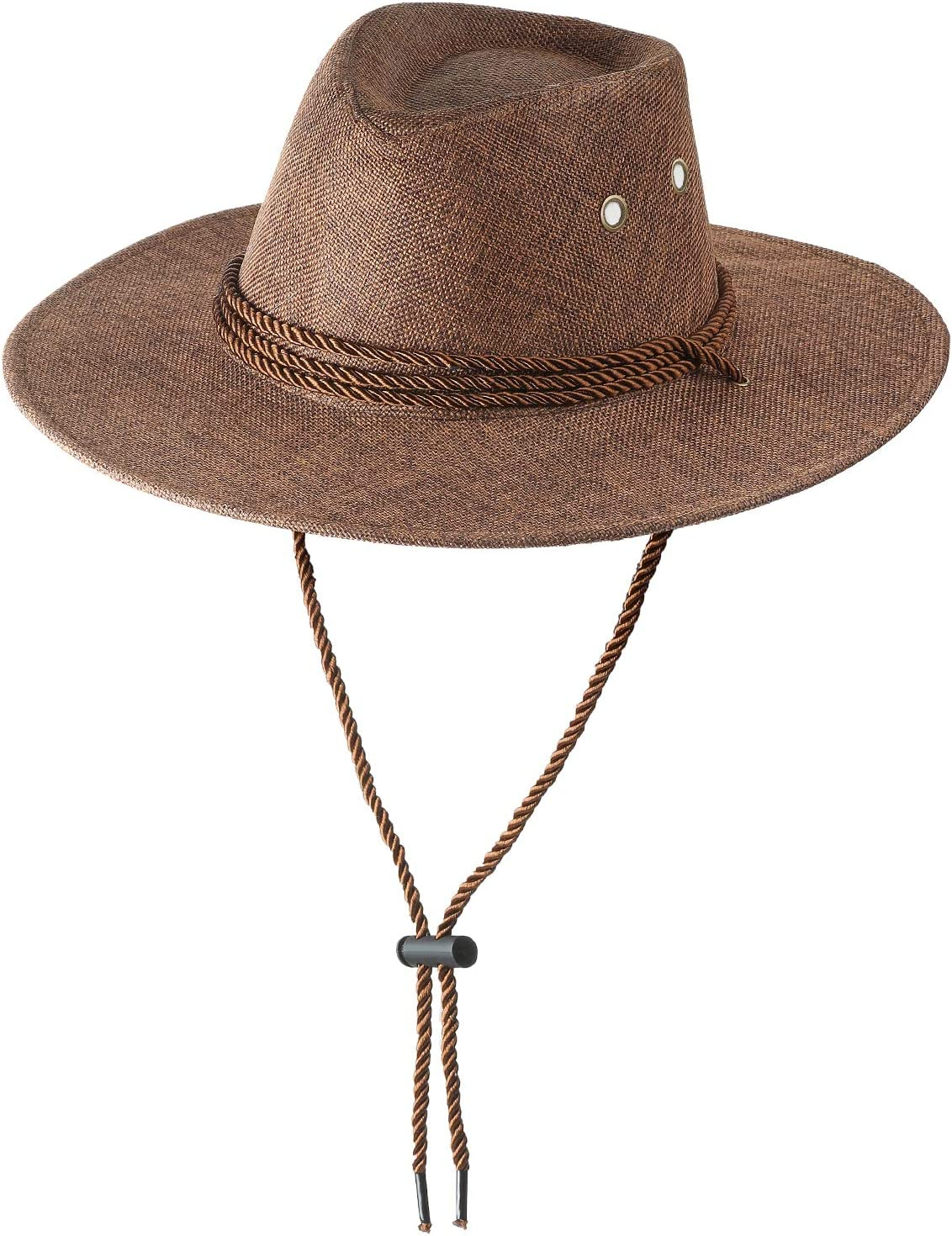 Beelittle Cowboy Kost/üm Zubeh/ör Cowboy Hut Bandanna Toy Guns mit G/ürtel Holster Cowboy Set f/ür Halloween Party Dress Up B