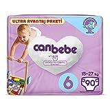 Canbebe Ultra Avantaj No 6 XL 90 Adet