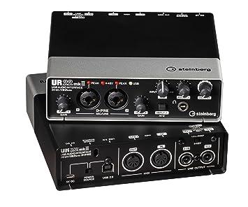 Steinberg UR22mkII Audio Interface Driver for Mac