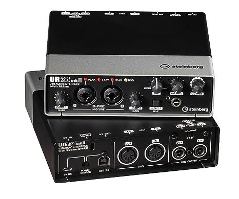 Steinberg UR22 MKII USB Audio Interface