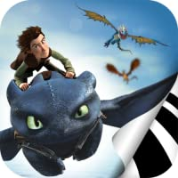 DreamWorks' Dragons: Defenders of Berk Storybook Deluxe