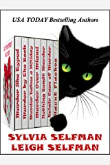 COZY MYSTERY 7 BOOK SET: CATS, CUPCAKES AND KILLERS Kindle Edition