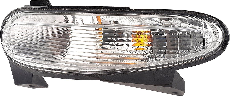 Eagle Eyes GM363-B000L Buick Regular dealer Excellent Lamp Side Park Driver