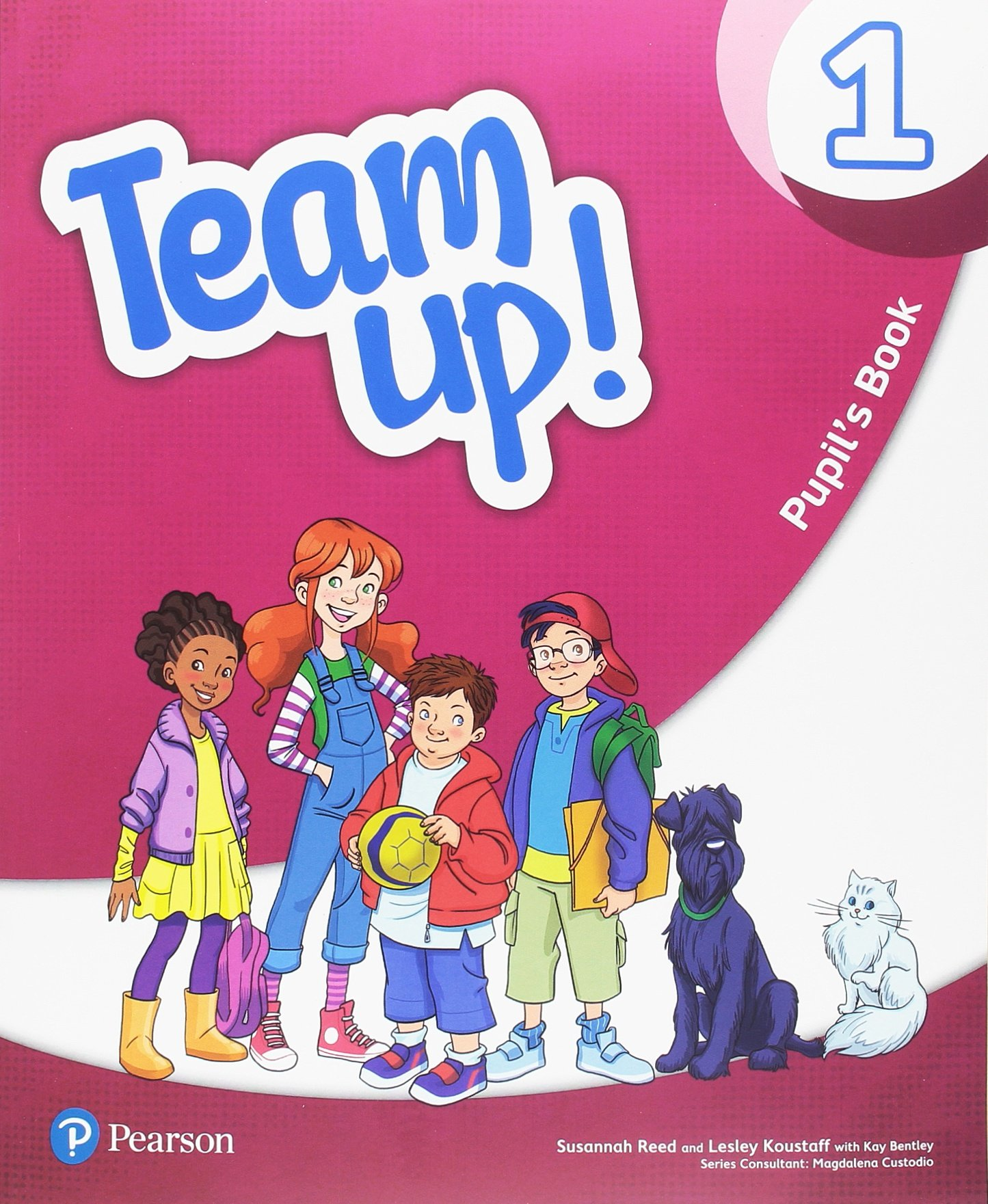 Team Up! 1 Pupil's Book Pack Encuadernación en espiral – 14 feb 2018 Susannah Reed Koustaff Lesley Bentley