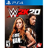 WWE 2K20 PlayStation 4 Smack Down 2020 W2k20