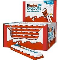 Kinder Maxi Chocolate Bars, 36 x 21 Grams