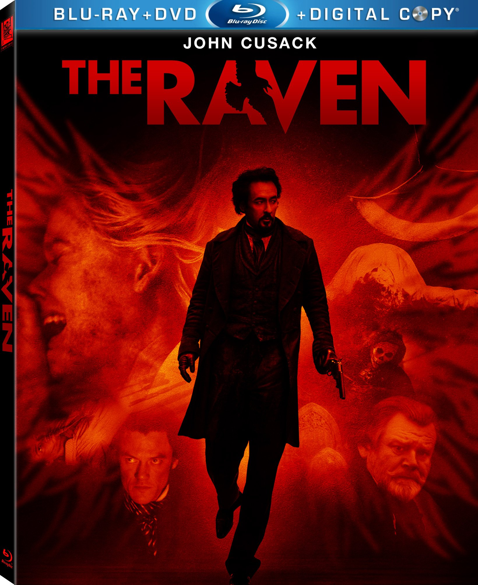 Blu-ray : The Raven (Digital Theater System, , AC-3, Widescreen)