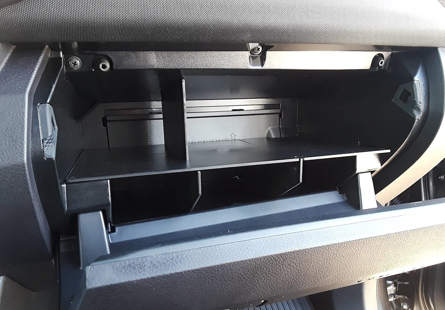 2016-2019 Vehicle OCD Glove Box Organizer for Toyota Tacoma - Made in USA Salex Organizers SLX144