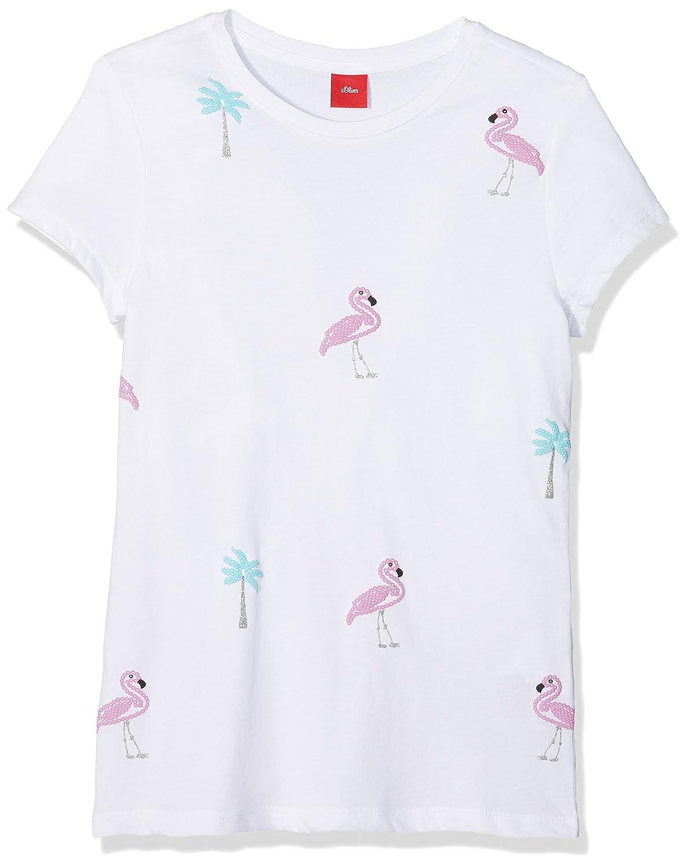 s.Oliver Mädchen T-Shirt s.Oliver Mädchen T-Shirt 66.804.32.5094 ... 9eb21ce121