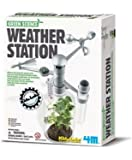 Great Gizmos Weather Station Reciclaje 4M 4367